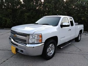 2012 Chevy Silverado LT Ext. Cab 4x4 for Sale in Chicago, IL