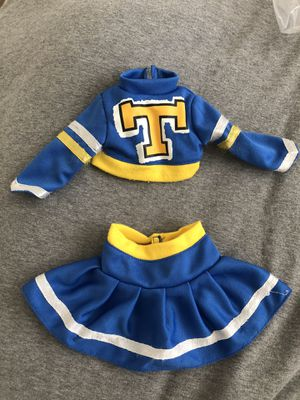 american girl doll cheer set, 18 inch doll for Sale in Oro Valley, AZ