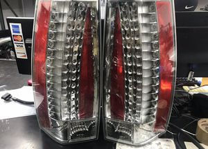 2007 - 2014 Cadillac Escalade Tail Lights Platinum for Sale in Grand Prairie, TX