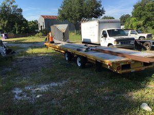 2 Car hauler asking $4500 Titles in Hands for Sale in Tampa, FL