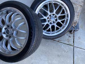 Akita 18 inch rims for Sale in Manteca, CA
