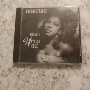 Natalie Cole CD Titled Unforgettable With Love for Sale in Manorville, NY