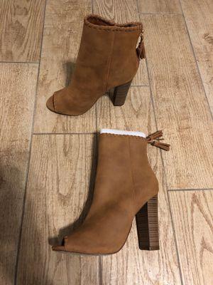 Women's Peep Toe Booties for Sale in Whittier, CA