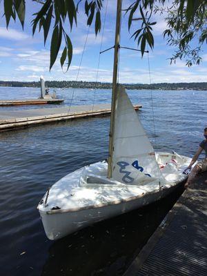 International 420 Sailboat for Sale in Mukilteo, WA