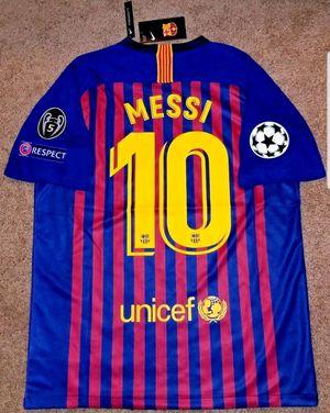 FC BARCELONA classic jersey camiseta remera MESSI 10 for Sale in La Habra Heights, CA