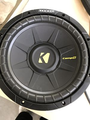 10in Kicker Comp S subwoofer for Sale in El Cajon, CA