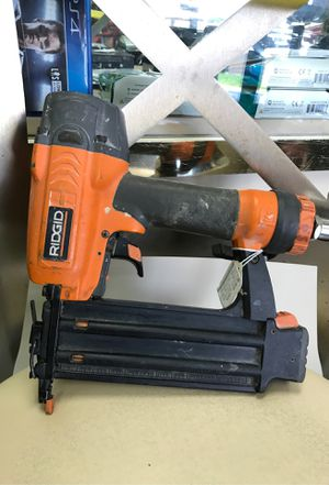 RIGID Air Nailgun 120 PSI for Sale in Hollywood, FL