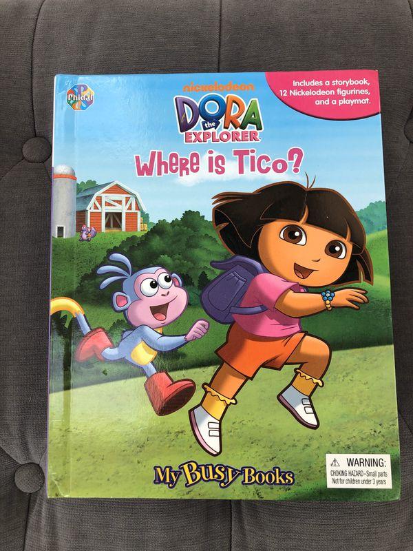 Lots of kids toys!!! Dora, Barbie, dinosaurs, animals, xylophone
