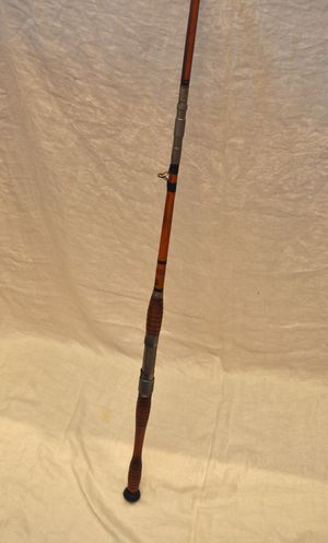 """Vintage Montague Stone Harbor Bamboo Fishing Rod 5' 6"""" for Sale in Clearwater, FL"""