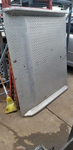 Aluminum dock plate for Sale in Newark, NJ