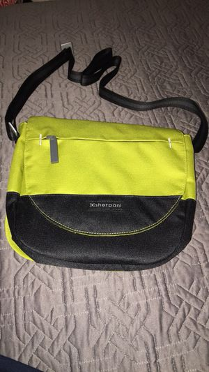 Sherpani Milli Crossbody Messenger Bag Green Tea for Sale, used for sale  Cranford, NJ