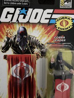 G.I. Joe SDCC EXCLUSIVE Cobra Commander Black Suit for Sale in Coronado,  CA