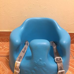 Bumbo Chair And Convertible Booster Seat for Sale in Fort Worth, TX