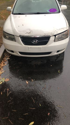 2007 Hyundai Sonata Limited for Sale in New Haven, CT