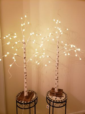 Tree Light Table Lamp for Sale in MD CITY, MD