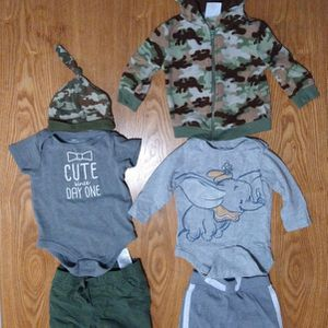 Baby Clothes Pre-owned and In Great Condition. 3-6mo. for Sale in Wichita, KS