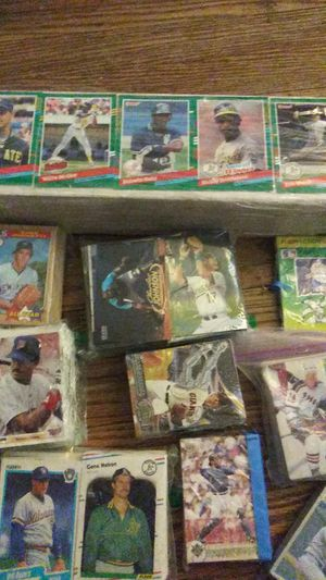 Baseball cards for Sale in Concord, CA