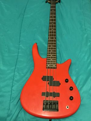 Electric Bass Guitar for Sale in Upland, CA