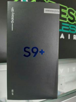 Samsung Galaxy S9 Plus - 64 GB - Unlocked - Somos Tienda for Sale in Miami Springs, FL
