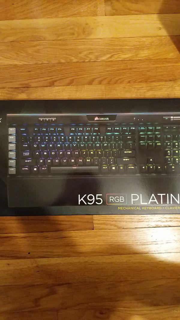 Corsair K95 Platinum Mechanical Keyboard