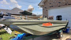 16' Tri-hull with trailer for Sale in Murfreesboro, TN
