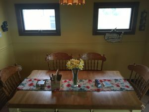 Dining Room Table and 4 Chairs for Sale in Hampton, VA