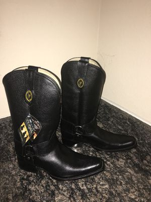 New Boots (Unisex) size 9 for Sale in Dallas, TX