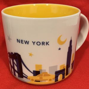 Collectible Starbucks Coffee Mug - New York for Sale in Stevenson Ranch, CA