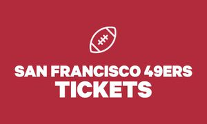 49er tickets Pittsburgh game for Sale in Gilroy, CA