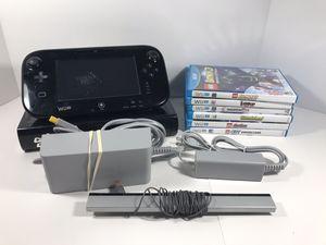 Nintendo Wii U Bundle for Sale in Ladson, SC
