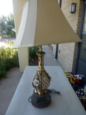 Pair of antique lamps for Sale in St. Louis, MO