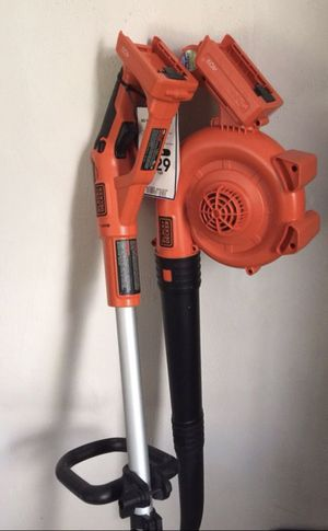 Brand New Black and Decker String Trimmer and leaf blower for Sale in Holliston, MA