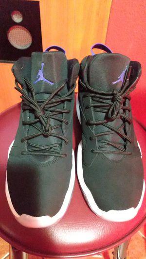 $50 new Jordans concrete cord black wore one time size 9 men for Sale in Miami, FL