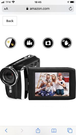 Video Cameras $12 for Sale in Newburgh, IN