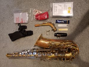 Yamaha alto saxophone for Sale in Fort Worth, TX