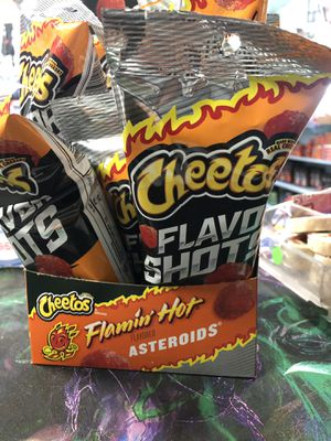 Asteroids ☄️ Hot 🥵 Flaming Cheetos for Sale in Los Angeles, CA