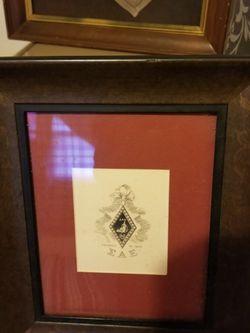 Sigma Alpha Epsilon Art for Sale in Chamblee,  GA