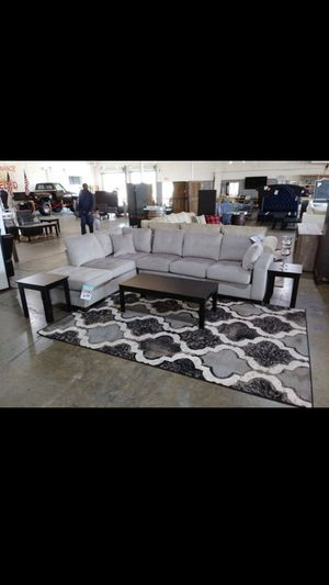 New sectional for Sale in Dallas, TX
