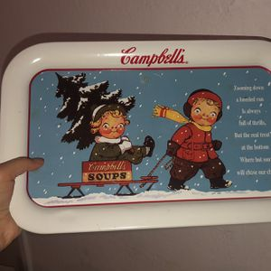 LARGE Winter Themed Rolling Tray for Sale in San Jose, CA