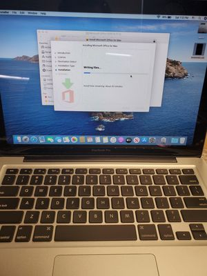 MacBook pro 2012 for Sale in Middlesex, NJ