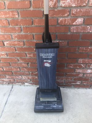 Hoover Decade Soft and Light Vacuum for Sale in Fullerton, CA