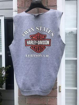 Harley Davidson cut off sweatshirt for Sale in Atlanta, GA