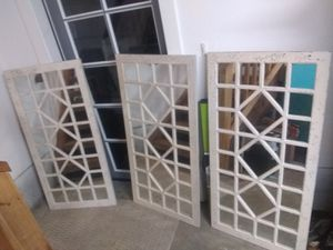 3-mirror set by Kirkland's Home Decor store for Sale in Anderson Island, WA