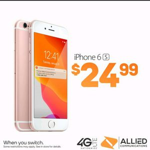 iPhone 6s / Samsung Galaxy A20 for Sale in Cleveland, OH