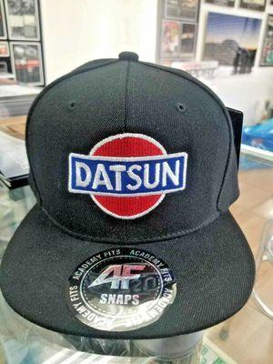 Genuine Nissan Datsun Black Snapback Cap Hat for Sale in Industry, CA