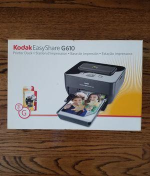 Kodak EasyShare G610 Picture Printer Dock for Sale in Mount Prospect, IL