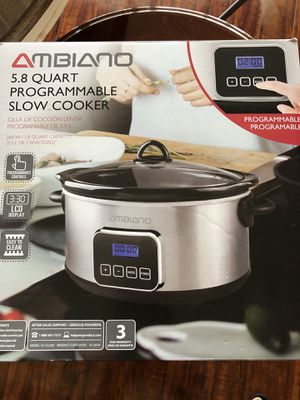 Slow cooker. Brand new. for Sale in Annandale, VA