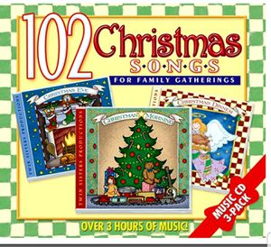 102 Christmas Songs For Family Gatherings for Sale in Olympia, WA