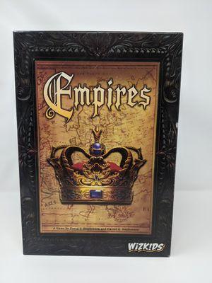 Empires Board Game for Sale in Bremerton, WA