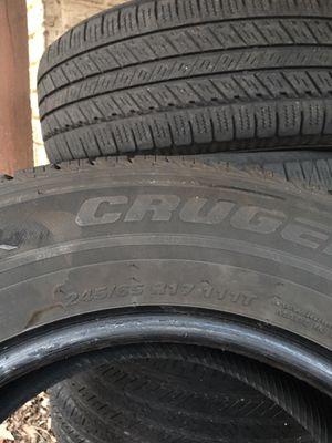 245/65R17 used tire 1 for Sale in Oakton, VA